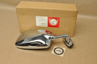 NOS Honda 1980-83 GL1100 Gold Wing 1981-82 GL500 Left Side Rear View Mirror 88130-MB9-771