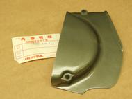 NOS Honda XL250 K0-K2 XL350 K0-K1 Left Rear Engine Side Chain Sprocket Cover 11351-329-000