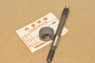NOS Honda 1977 NC50 Express Oil Pump Drive Gear Set 4T/16T 15160-147-305