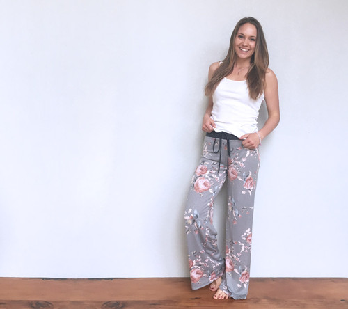 Emma Floral Lounge Pants