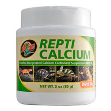 Zoo Med Repti Calcium With D3 (85g)