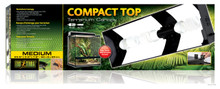 Exo Terra Compact Top Canopy (Triple)