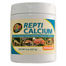 Zoo Med Repti Calcium Without D3 (227g)