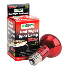 Pro Rep Basking Spot 60w - Red (ES Fitting)