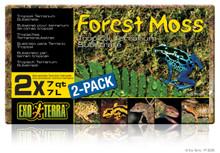 Exo Terra Forest Moss - 2 x 7L