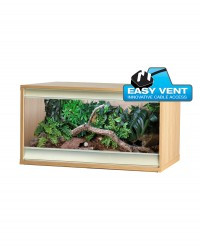 Vivexotic Viva+ Vivarium: Terrestrial Medium (3ft): Oak
