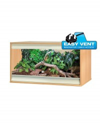 Vivexotic Viva+ Vivarium: Terrestrial Medium (3ft): Beech