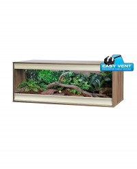 Vivexotic Viva Vivarium: Terrestrial Large (4ft): Walnut