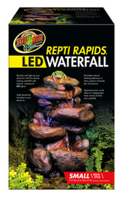 Zoo Med Repti Rapids® LED Waterfall - Small Rock