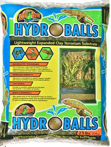 Zoo Med HydroBalls Lightweight Expanded Clay Substrate