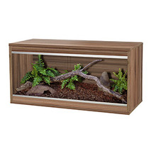 Vivexotic Repti-Home Medium Walnut