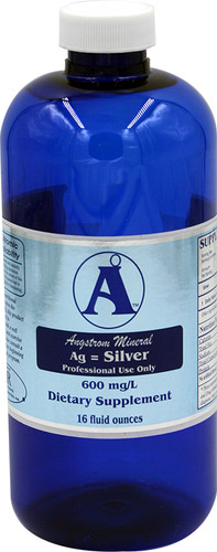 Silver Professional Line 16 oz - Angstrom Minerals