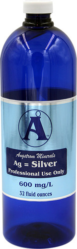 Silver Professional Line 32 oz - Angstrom Minerals