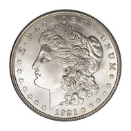1921 Morgan Last Year of Issue