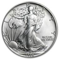 1986 American Eagle Silver Dollar