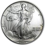 1992 American Eagle Silver Dollar