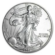 1997 Silver Eagle