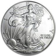 1998 Silver Eagle