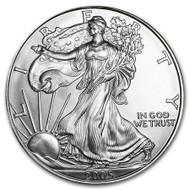 2005 American Eagle Silver Dollar