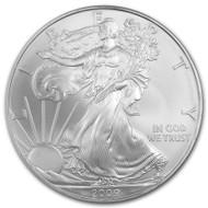 2009 American Eagle Silver Dollar