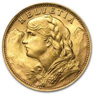 20-Franc Helvetia