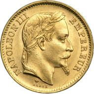 20-Franc Napoleon