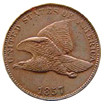 Flying Eagle Cent (Extremely Fine)