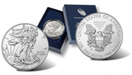 2015-W Uncirculated American Silver Eagle