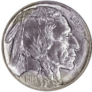 Buffalo Nickel Brilliant Uncirculated Condition*