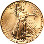 1986 Ten Dollar Gold Eagle- Special