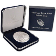 2017 Silver Eagle in Genuine U.S. Mint Presentation Case