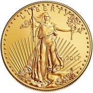Handpicked 2017 Five Dollar Gold American Eagle Collectible