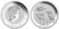 2017 Silver Kookaburra