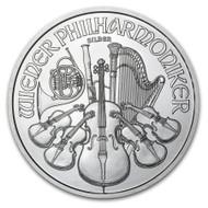 2017 Silver Philharmonic obverse