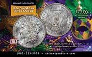 """1904-O """"Last Year"""" Morgan Silver Dollar"""