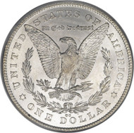1878-CC Morgan Silver Dollar (Extremely Fine to AU)