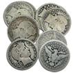 1892-1916 Barber Quarter (1 coin)