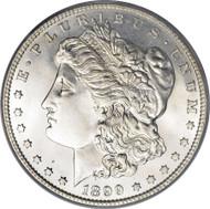 1899-O Morgan Silver Dollar; New Orleans Mint