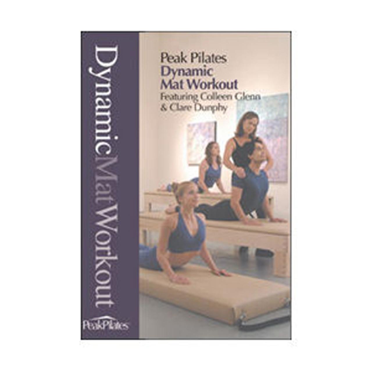 Dynamic Mat Workout DVD