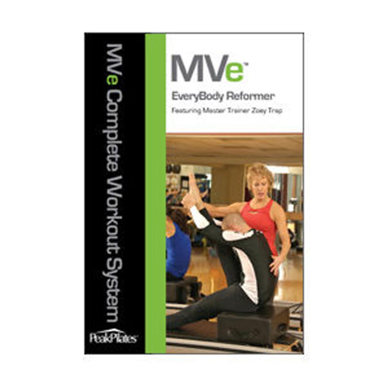 MVe® EveryBody Reformer Workout DVD