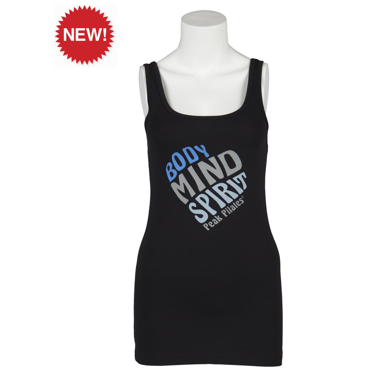 Body Mind Spirit Tank