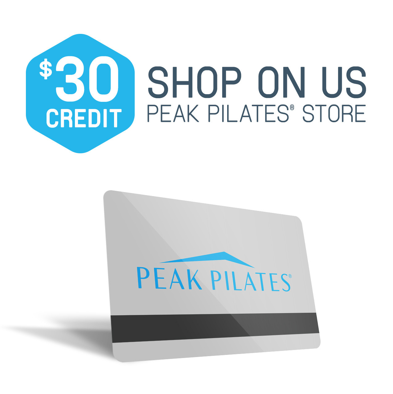 Peak Pilates® Annual Membership