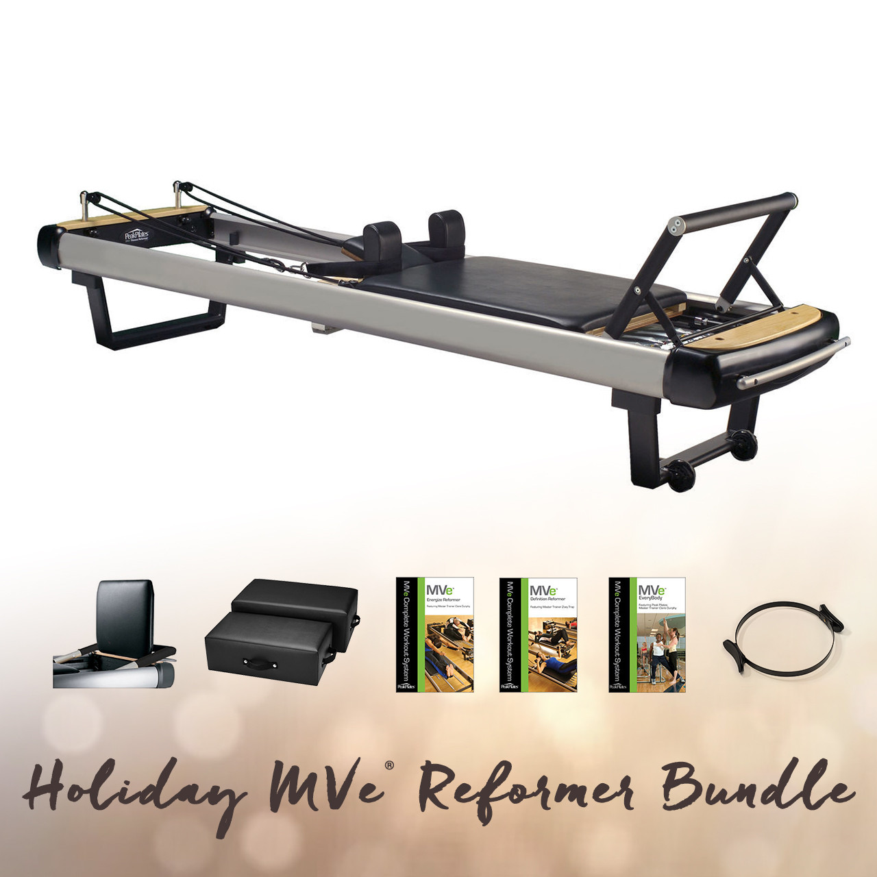 MVe® Reformer Holiday Bundle