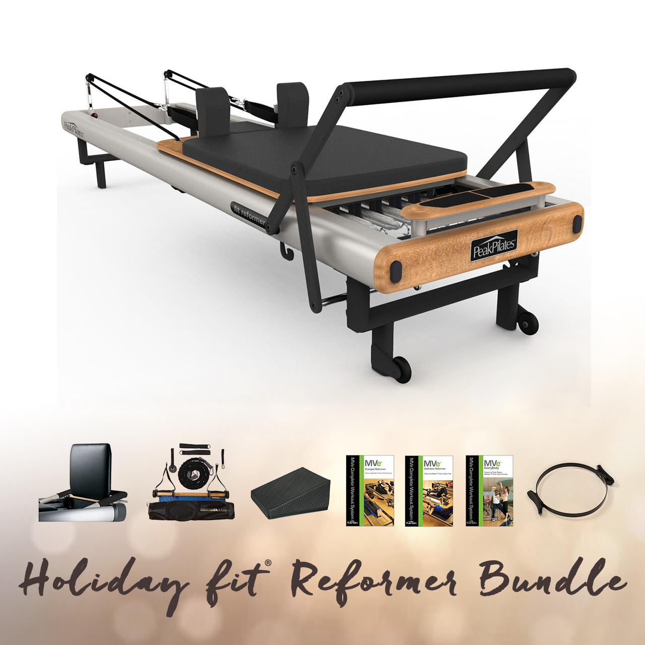 fit™ Reformer Holiday Bundle