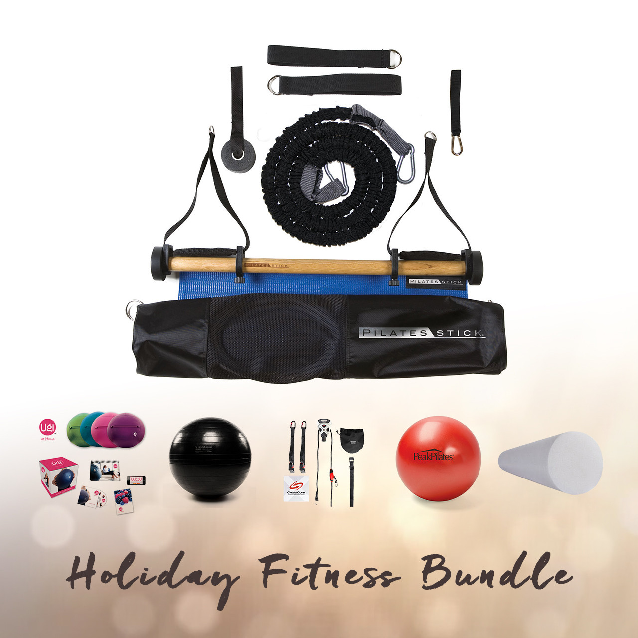 Complete Home Fitness Bundle