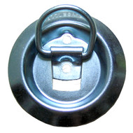 Top View of 1,200 Lb. D-Ring