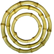 Natural Bamboo Rings