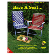 Have A Seat - Lawn Chair Pattern Book
