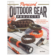 Paracord Outdoor Gear Projects by Joel Hooks