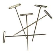 Steel T-Pins - 35 pins